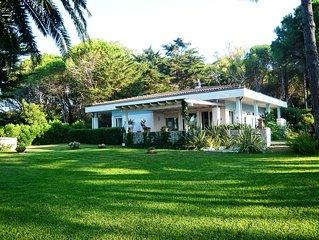 Villa esclusiva con vista mozzafiato all'Isola d'Elba, Toscana