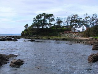 Luxury seafront home overlooking Lough Foyle Wild Atlantic Way,Redcastle Donegal