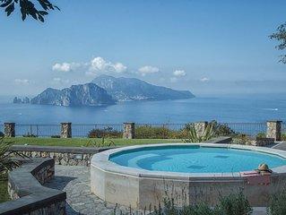 VILLA CAMPANELLA - Capri Sorrento Positano           .