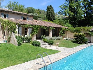 Charming Villa and Apartment near Valbonne Village