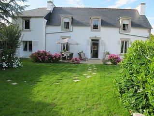 Maison de caractere en Bretagne Sud