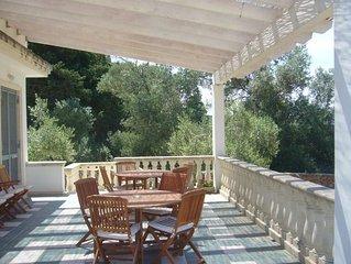 Gallipoli,zona Baia Verde villa esclusiva a 200mt dalla spiaggia e dai locali.