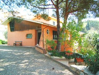Tuscany Villa for rent by owner on the Mediterranean Coast