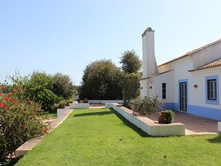 Stunning country house with private pool, 10 minutes from beaches
