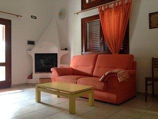 'Casa Arancia e Limone' graziosa e  indipendent e, nuova , comoda e finemente ar