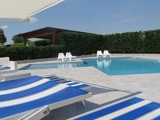 Venezia a 30 minuti app. in villa di campagna con piscina in garden di 10.000 M