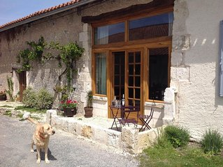 Beautifully renovated Barn with private garden and pool