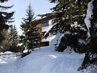 Apartment In Courchevel 1850 (Jardin Alpin)