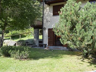 Appartamento con giardino in elegante condominio