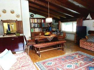 Elegante e funzionale appartamento con terrazzo vista Dolomiti