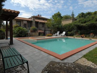 Beautiful intime Villa  with private pool  3 Bedrooms  Sleep 7