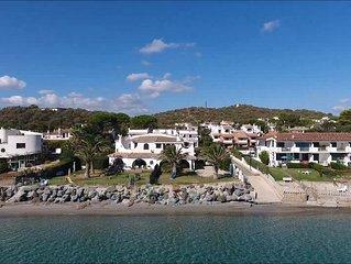 Villa Mary a Pula: posizione esclusiva con accesso privato alla spiaggia