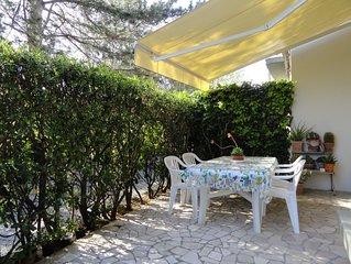 Viareggio - Torre del Lago - appartamento vicino al mare con piccolo giardino