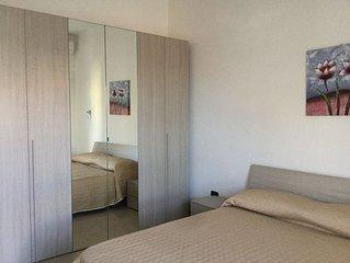 Appartamento arredato al piano terra a pochi chilometri dal mare e da Cagliari
