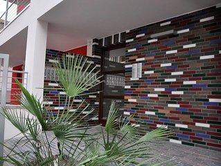 Red&Blue-Incantevole appartamento con terrazze vista mare, a 50 m dalla spiaggia