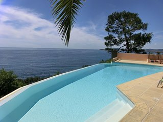 Paradise on the Côte d'Azur -- Luxury flat in exceptional setting near Monaco