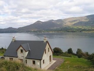 Charming sea view self catering property in the Beara Peninsula