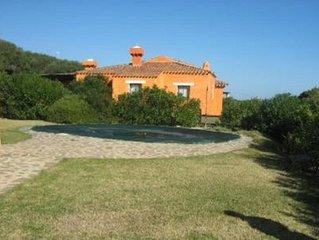 Villa Elisa  con giardino privato e piscina privata