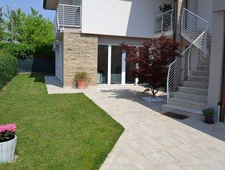Villa a Montegrotto Terme, comoda a Padova, Venezia e Verona