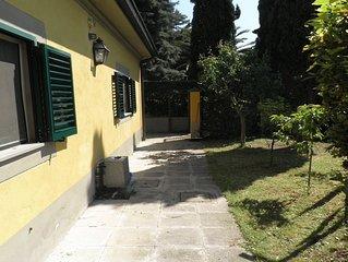 Casa confortevole e fresca natura e mare in Toscana Golfo di Baratti