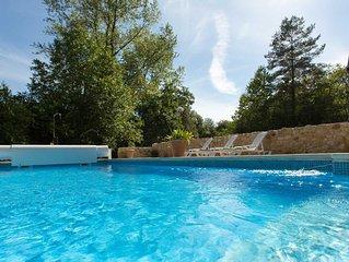 Peaceful Dordogne location, nature lovers paradise.