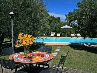 VILLA CAMILLA - Beautiful  2 bdr villa with private pool in Tuscany