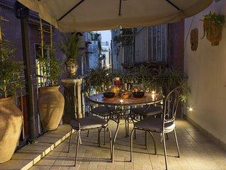 appartamento di architetti designer, ideale per ospitare famiglie, gruppi di am