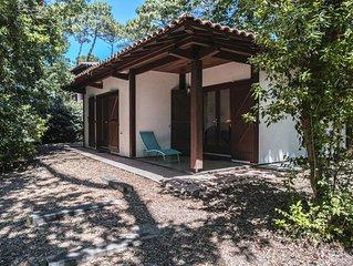 Villa 'Chambrelent' proche plage, calme - Pyla sur Mer - Bassin d'Arcachon