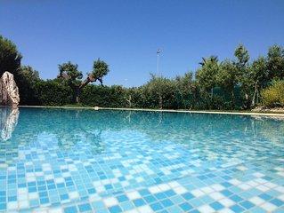 VILLA BARNABA  country house & pool, Polignano, Apulia
