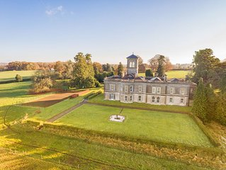 Spectacular historic mansion overlooking Lough Derg