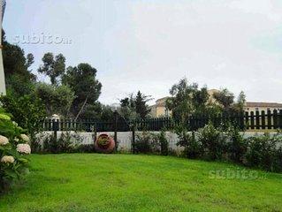 Splendida Casa - autonoma - 6 posti letto - vista mare - giardino