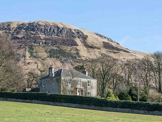 Beautiful house, private and isolated, large gardens, stunning Loch view