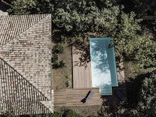 Superbe Villa ' Casa Julia' avec piscine au Moulleau, plage a 250m - Arcachon