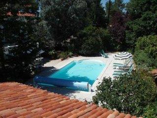 Mimizan Plage; villa *** avec piscine,  pour 6 a 8 personnes...
