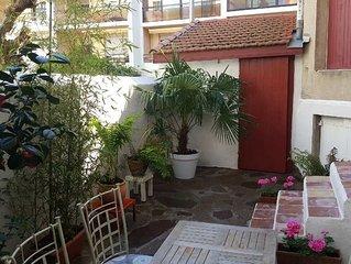 Appartement T3 maison bourgeoise coeur de Biarritz