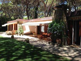 Villa in Pineta di Roccamare