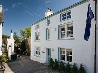 Luxury Historic House In The Heart Of Cartmel
