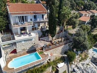Beautiful Mediterranean style villa  - Dubrovnik
