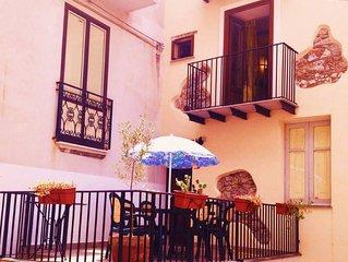 Cefalu Casa Vacanze nel centro storico con terrazza