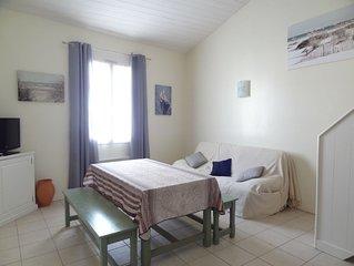 CIVELLE, Bel appartement type 3bis au coeur du village