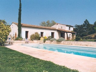Provencal Villa, Private Pool & Grounds. Cogolin - St Tropez