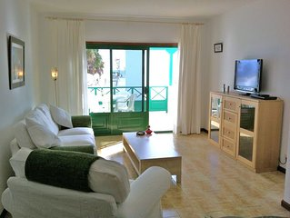 2 Bedroomed Apartment with free wifi in Well Kept Complex With Swimming Pool