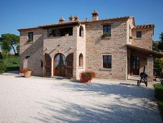 Villa di lusso vicino Cortona