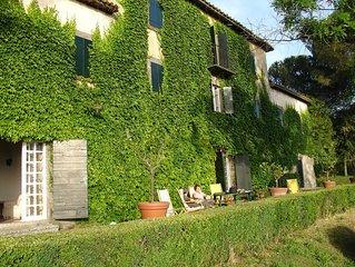 Villa antica con vista mozzafiato sul lago di Bolsena