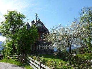 Ferienhaus Salzkammergut, Bad Aussee, Österreich