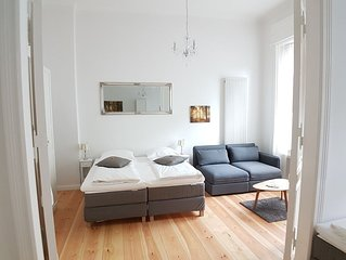 Apt. LANGEN - Cozy Family & Business Flair welcomes you - ROCKCHAIR Apartments