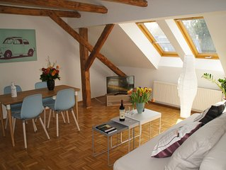 Chickes Apartment in perfekter Lage