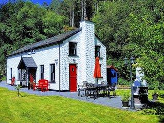 Distinguierte, Charmante und Komfortable Cottage, Glenbeigh, Ring of Kerry, WiFi