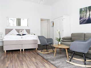 Apt. DROYSEN - Cozy Family & Business Flair welcomes you - ROCKCHAIR Apartments