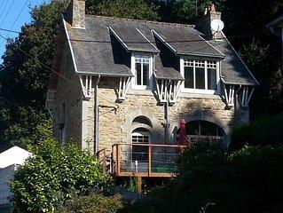 Wunderschönes Granitsteinhaus